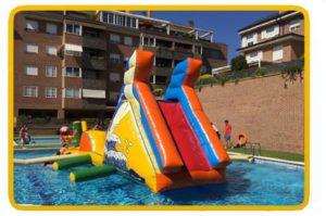 Alquiler de castillos hinchables de Ávila