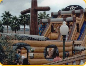 Alquiler de castillos hinchables de Mallorca