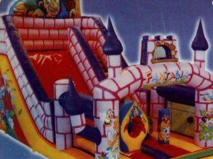 Alquiler de castillos hinchables de Toledo